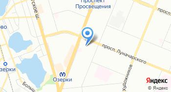 Лайтегра на карте