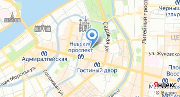 Фгбук Санкт-Петербургская академическая филармония им. Д. Д. Шостаковича на карте