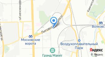 Торгово-сервисная компания TTurbo на карте