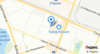 Мебель для офиса на карте