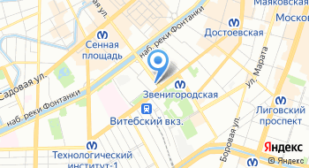 Магазин Антенный рай на карте
