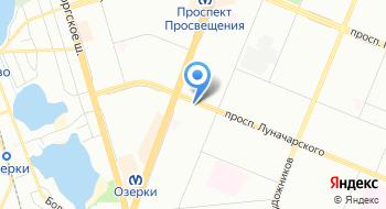 Теллур на карте