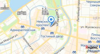 Санкт-Петербургская академическая филармония им. Д.Д. Шостаковича на карте
