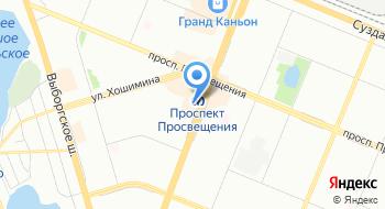 Индрик на карте