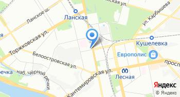 Компания Технополис на карте