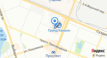 Мотоэвакуатор на карте