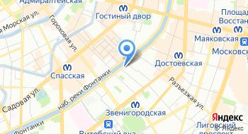 Многочернил.ру на карте