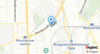 ТД Верстакофф на карте