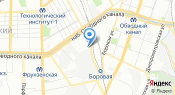 ОГИБДД УМВД России по Московскому району на карте