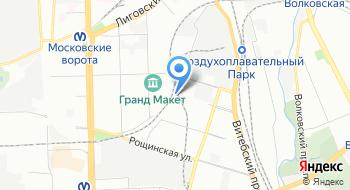 Фирма Boxvprokat на карте