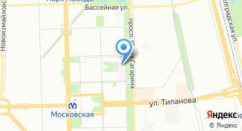 Больница №20 на карте