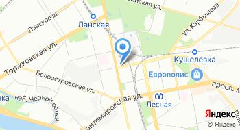 Государственная филармония Санкт-Петербурга для детей и юношества на карте