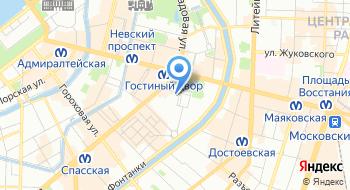 Детективное агентство Главк на карте