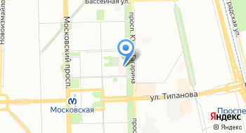 Городская больница № 20 Хоспис на карте