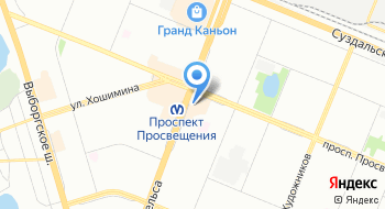 Альтермед на карте