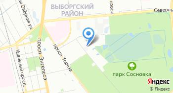 Физкультурно-оздоровительный центр Сосновка Парк на карте