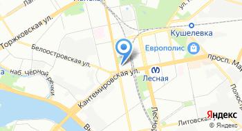 Веломагазин Меридиан-Байк на карте