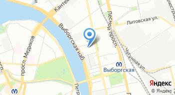 Пространство Офиса на карте