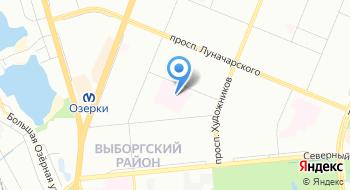 СПБ ГБУЗ ГПАБ Патологоанатомическое отделение на карте