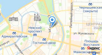 Косметологический центр Эсте Цетр на карте