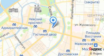 Центр гигиены и эпидемиологии в городе Санкт-Петербург на карте