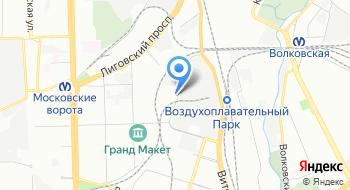 НПФ Полисервис на карте