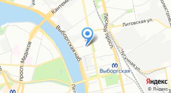 Охранное предприятие АСБ на карте