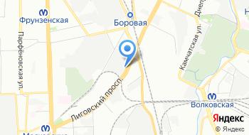 Обои 61 в Санкт-Петербурге на карте