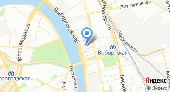 Компания Тика на карте