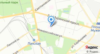 Северо-Западный федеральный медицинский исследовательский центр имени В.А. Алмазова Лечебно-реабилитационный комплекс на карте