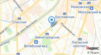 Косметолог Баланова Оксана на карте