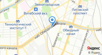 Интернет-магазин zertz.ru на карте