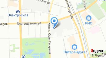Гринторг на карте