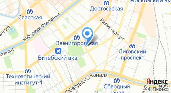 Винтаж-Гараж на карте