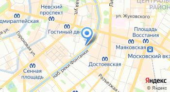 СПб Гбук Петербург Концерт на карте