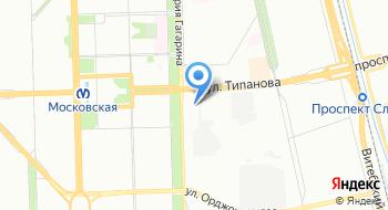 Агро вектор СПб на карте