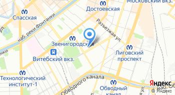 Салон депиляции Waxabar на карте