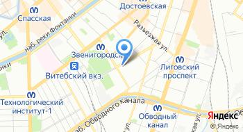 Кинограм на карте
