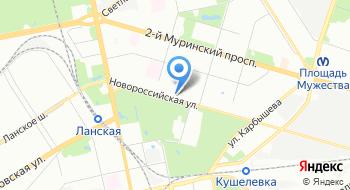 Центр Перевозок на карте