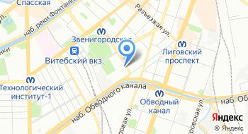 Проектная организация Комлиз-Полиграф на карте