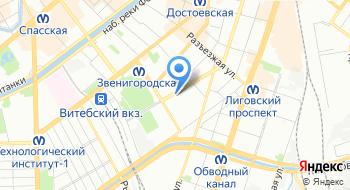 Клиника Доктор САН на карте