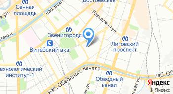 ПСО Экстремум на карте