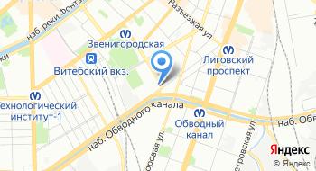 Амма на карте