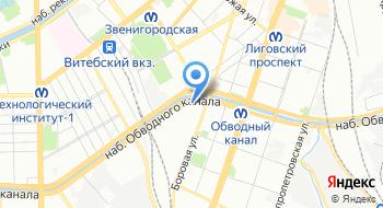 Интернет-магазин Steez.ru на карте