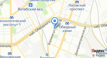 Товарищество операторов по обращению с отходами на карте