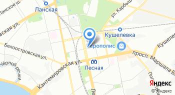 Швейный магазин Я-Кутюр на карте