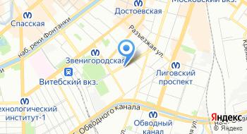 Интернет-магазин Альганика на карте