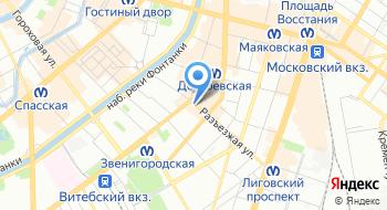 Интернет-кафе 59-57 на карте