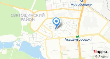 Компания Воротные системы Киев на карте