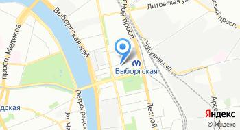 Санкт-Петербургское государственное бюджетное учреждение культуры клуб Выборгская Сторона на карте